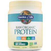 Garden of Life Raw Organic Protein - Unflavoured