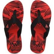 Adidas Aril Attack Mens Red Flip Flops