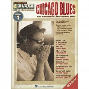Hal Leonard - Blues Play-Along Volume 1: Chicago Blues