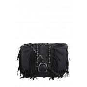 Longchamp Umhängetasche Amazone Rock, B25 x H18 x T7 cm schwarz