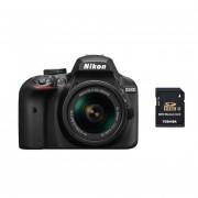Nikon D3400 Kit 18-55 AF-P + 16GB