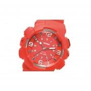Reloj Okusai G- Mode 1010 Ilum Electroluminiscente-Rojo