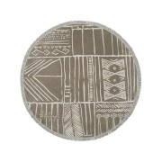 The Beach People Nomad Round Towel