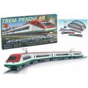 Trenulet de jucarie Pequetren Trem Pendular