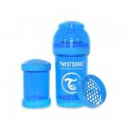 Twistshake® flašica protiv grčeva, 180ml, Pastel Blue