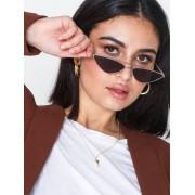 River Island Slim Sunglasses Solglasögon