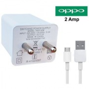 Oppo 2.1A Wall Charger 100 Original With Micro USB Data Cable for Oppo Mobiles a57 F1s a37 f3