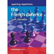 Opening Repertoire: The French Defence, Paperback/Cyrus Lakdawala
