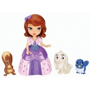 Mattel Sofia the First cute doll Sofia and animals