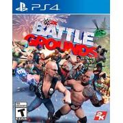 2K Games WWE 2K Battlegrounds PlayStation 4 Standard Edition