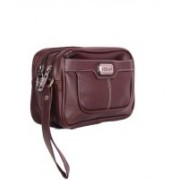 Goodwin Passport Pouch(Brown)