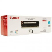 Canon 718C - 2661B002 toner cian