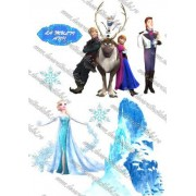 Imagine comestibila Frozen - 13