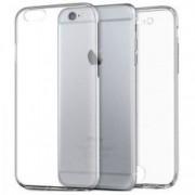 Husa Apple iPhone 6 Plus/6S Plus MyStyle FullBody ultra slim TPU fata - spate transparenta