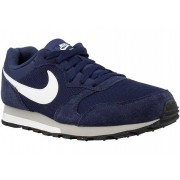 Nike MD Runner 2 White,Grey,Navy blue