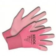 Kixx handschoen pretty pink maat 7