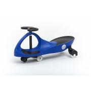 Masinuta - Bobocar Blue cu roti din cauciuc