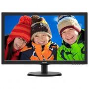 """Philips 223v5lhsb2/00 Monitor Lcd 21,5"""" Full Hd 1 Hdmi Con Smartcontrol Lite Cla"""