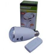 Bec GD-5020 cu incarcare solara si telecomanda