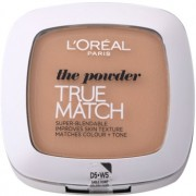 L'Oréal Paris True Match компактна пудра цвят 5D/5W Golden Sand 9 гр.