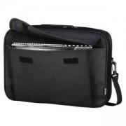 Чанта за лаптоп HAMA Montego, 15.6 инча, Черен, HAMA-101738