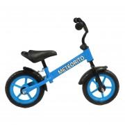 Bicicleta Infantil Sin Pedal Equilibrio Aprendizaje - Azul