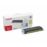 CANON CRG-707Y Toner Cartridge Yellow (CR9421A004AA)