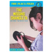 The Missing Chancleta and Other Top-Secret Cases / La Chancleta Perdida y Otros Casos Secretos (Spanish), Paperback