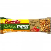 PowerBar Fruit Bar Apple Strudel 1x40g - Male - Goud - Grootte: One Size