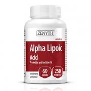 Alpha Lipoic Acid - 60cps