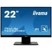 Monitor LED 22 inch Iiyama T2252MSC-B1