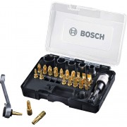 Bosch 27-delni IXO set bitova odvrtača i čegrtaljke LIMITED EDITION - 2607017459