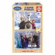 Super Puzzle Disney Frozen 50 piese