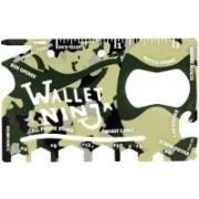 GUBBAREY NINJA WALLET TOOL KIT Multi-utility Knife(Multicolor)