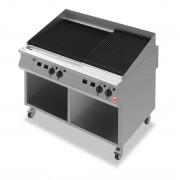 Falcon F900 Chargrill on Mobile Stand Propane Gas G94120