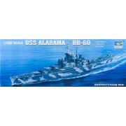 Trumpeter 1/350 USS Alabama BB60 Battleship