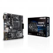 MB Asus PRIME B450M-K, AM4, micro ATX, 2x DDR4, AMD B450, VGA, DVI-D, 36mj (90MB0YP0-M0EAY0)