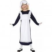 Smiffys Ouderwets kostuum voor meisjes