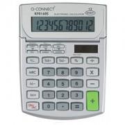 Q Connect Semi-Desktop Calculator 12-digit