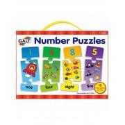 Puzzle Cu Numere, 3 Piese