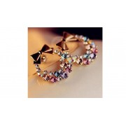 Cercei Colorful Rhinestone ,,BelloStore""