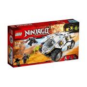 LEGO Ninjago Titanium Ninja Tumbler Set #70588