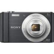Digitalni foto-aparat Sony DSCW810, Crna