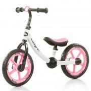 Bicicleta fara pedale Chipolino Casper Pink