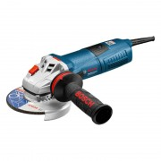 Polizor unghiular Bosch GWS 13-125 CI Professional, 1300 W, 11500 rpm, disc 125 mm, comutator 2 cai