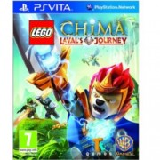 LEGO Legends of Chima: Lavals Journey, за PSVITA