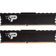 DDR4, KIT 16GB, 2x8GB, 2666MHz, Patriot Premium Signature (PSP416G2666KH1)
