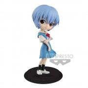 Evangelion Movie Q Posket Mini Figure Rei Ayanami Ver. A 14 cm