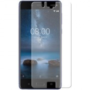 Mobik Tempered Glass for Nokia 8 - Pack of 2
