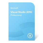 Microsoft Visual Studio 2010 Professional, C5E-00521 elektroniczny certyfikat
